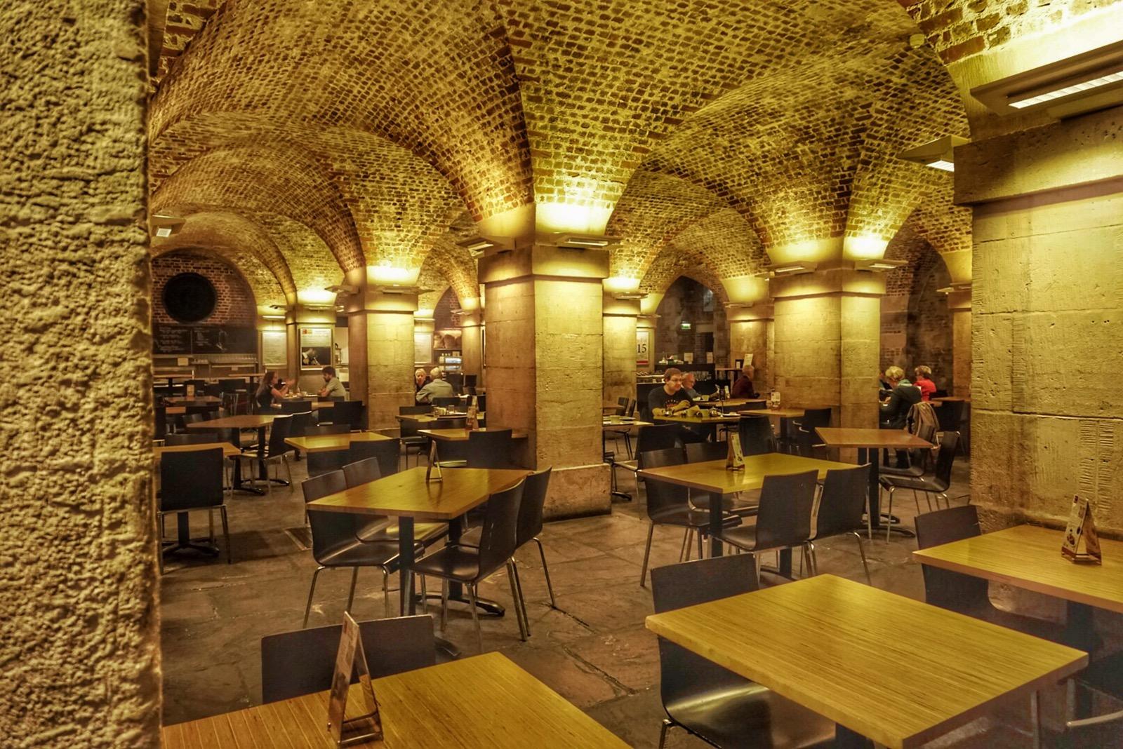 Cafe Krypta